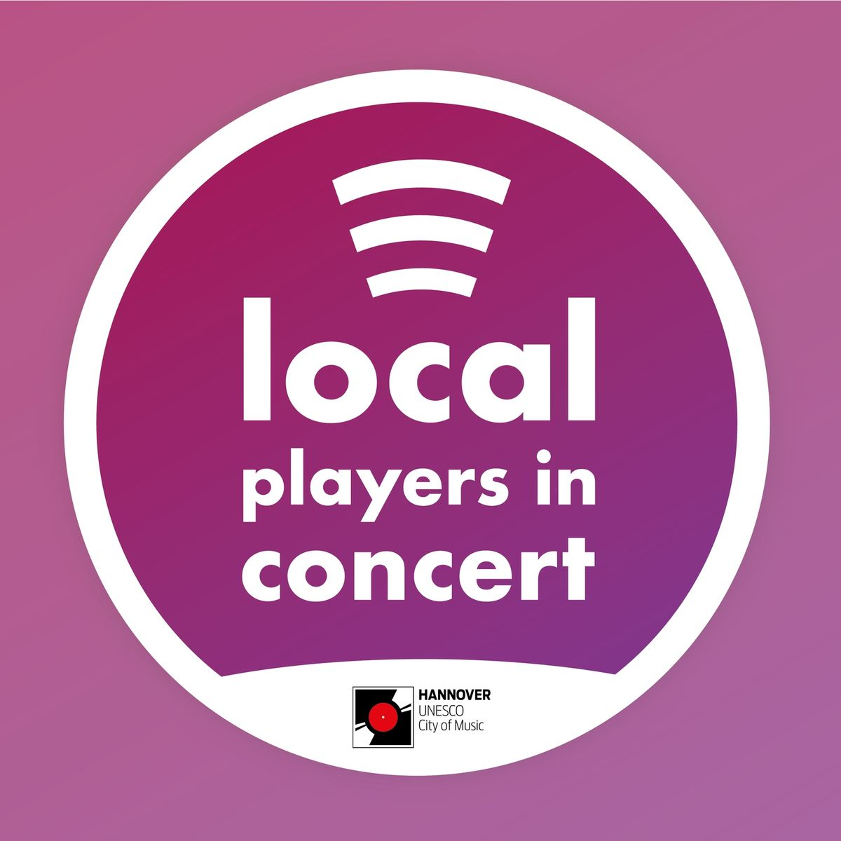 local players in concert bei YouTube